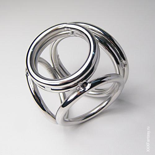 Кольца для члена и мошонки