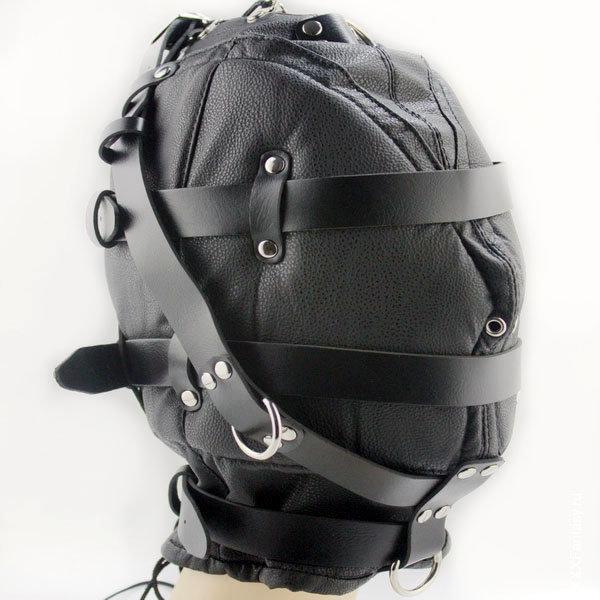 Депривационный бдсм шлем 6